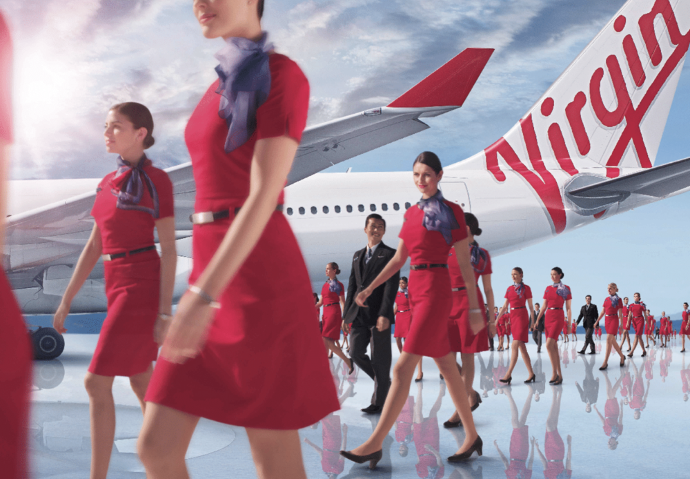 Virgin Australia -