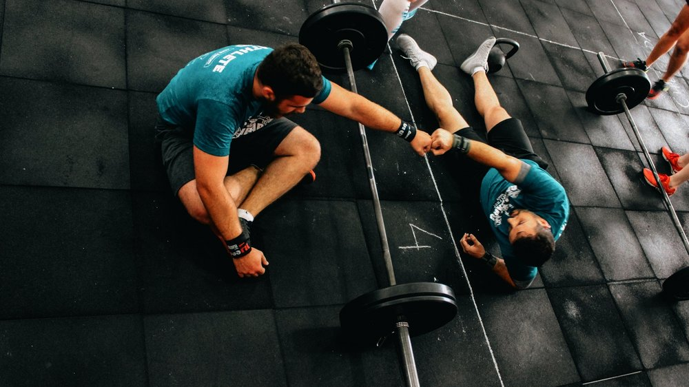 Get started with Crossfit Enclave. - Sign up below!