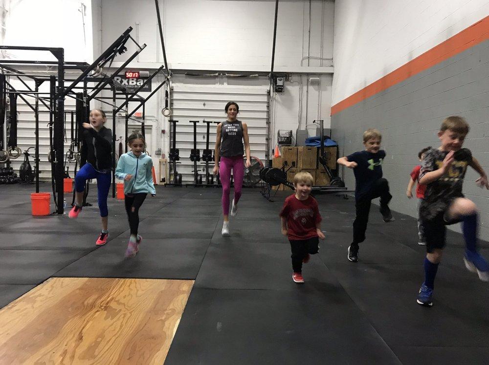 Kids-CrossFit-Class-Dundee