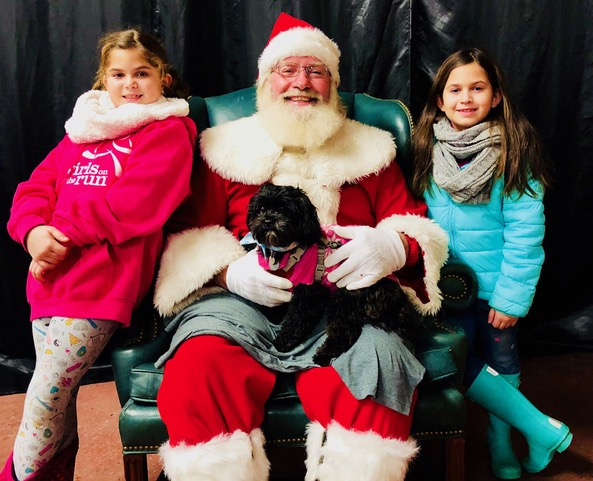 Bring your well-behaved & leashed pets to have their picture taken with Santa. $10 suggested donation will benefit  Detroit Dog Rescue !