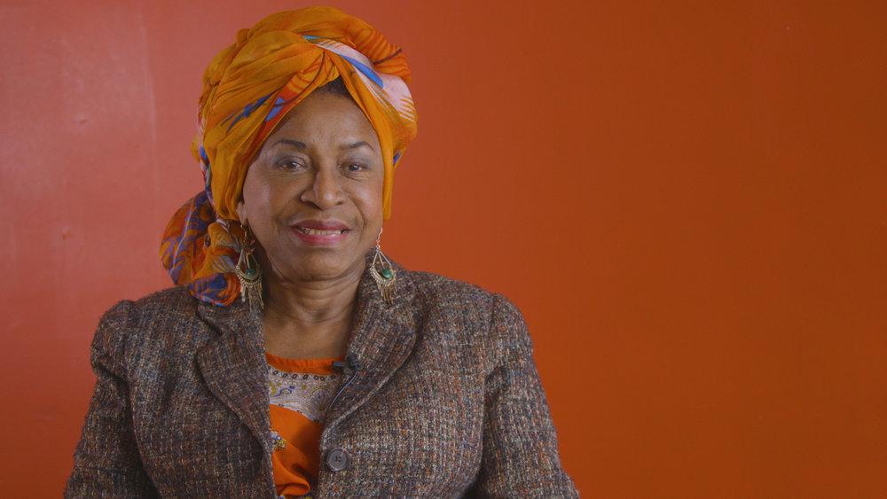 Dr. Georgina Falu