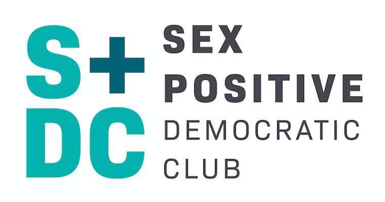 Sex Positive Democratic Club (Logo Here)