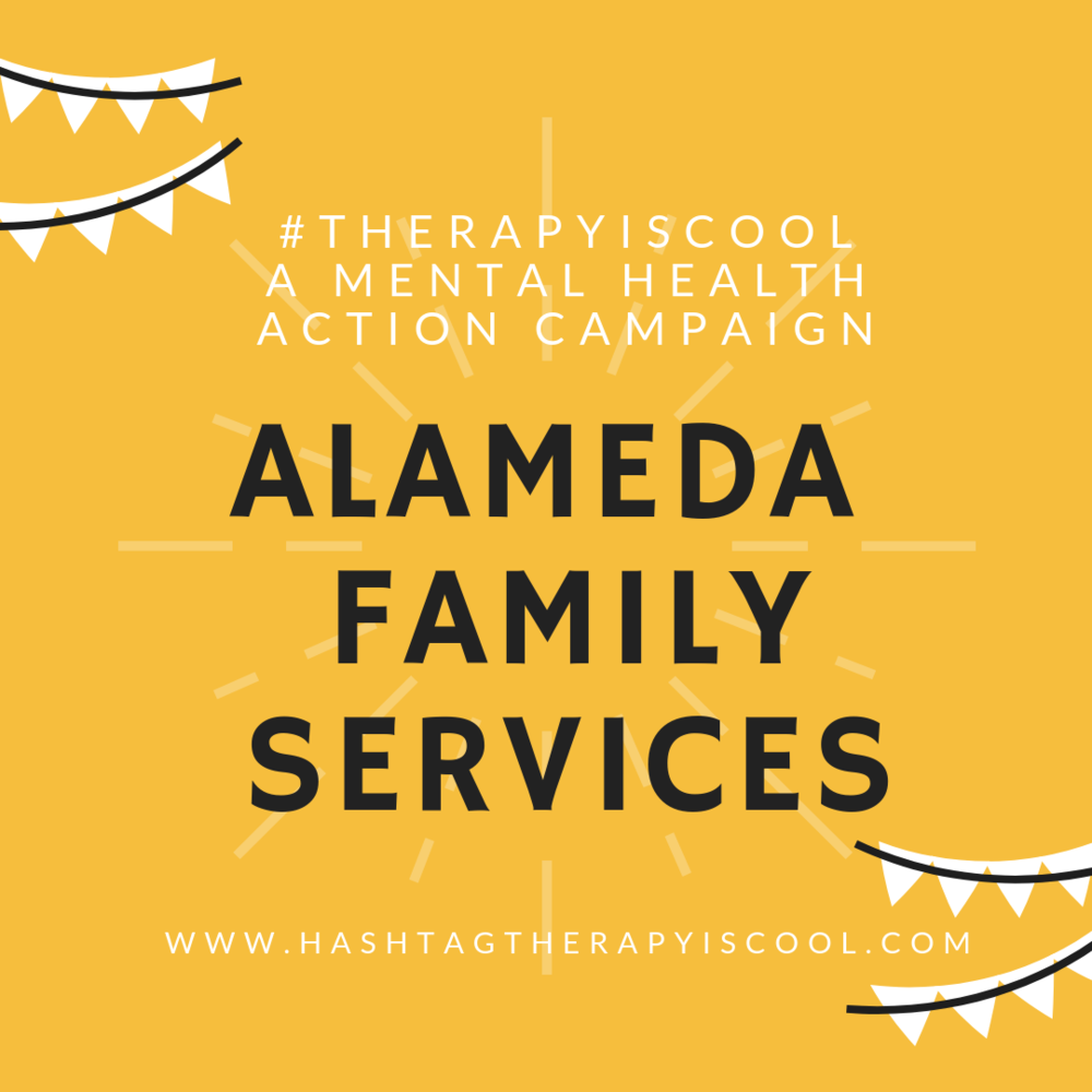 Proceeds from the purchases of    #therapyiscool    tote bags during the month of October will be donated to Alameda Family Services!     Below is a little information provided by our friends at Alameda Family Services: ① Name of the organization: Alameda Family Services ② Founded in: 1969 ③ Services provided: · Counseling for children, youth, families, adults, and couples · Psychological assessment · Anger management group · Both clinic and community-based counseling · Sliding-scale fees and Medi-cal accepted ④ Population served: Birth to senior in a diverse community (Socio-economic status, race, ethnicity, gender) ⑤ How do you plan to use the donated funds: · Outreach and therapy materials to better serve the community · Psychological assessment testing materials · Behavioral Health Care Services so that low-cost services may continue to be offered.     To learn more about Alameda Family Services, please visit    www.alamedafs.org
