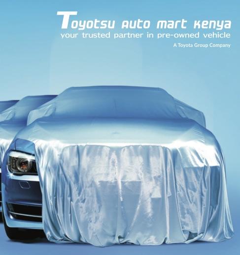 Toyotsu Auto Mart Kenya