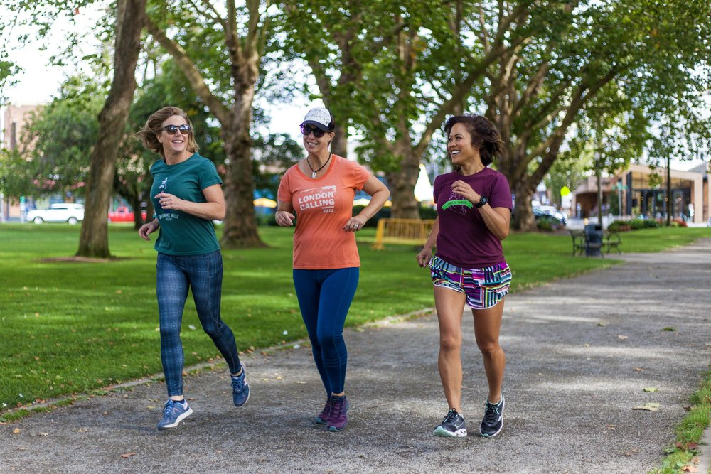 Monday Night Run - We meet every Monday in Green Lake at 6:15pm for a free, group run around the neighborhood.