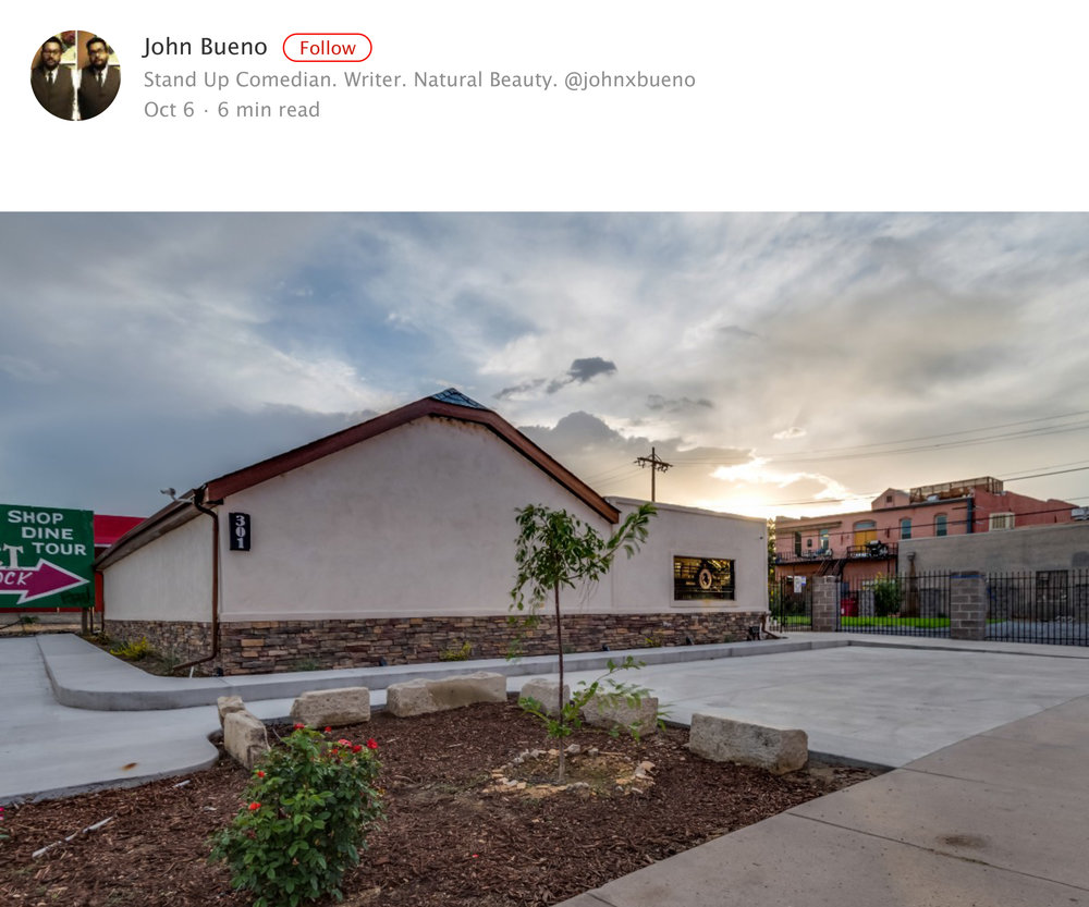 """From a garage to a 'perfect world' for regional musicians - Grammy award-winning producer, and Pueblo native, Carl Lucero set to open recording studio in downtown Pueblo.0ct 6, 2016 By John BuenoThe nuts and bolts of the production of music is an anomaly to me. It shouldn't be, as I've spent the better part of the last 15 years playing in various bands and groups here in town. But whenever it came time to commitmy band's admittedly low-grade songs to tape, there was always someone to help with the endeavor of recording and editing them for us.These people, these wondrous angels of audio, are known as sound engineers. And they are one of many unsung heroes of modern music. Whether it be live or studio application, your favorite bands would probably sound way worse or unprofessional without an engineer's time and knowledge.Music production veteran and Pueblo native Carl Lucero has this particular knowledge down pat. He's worked with too many bands to remember in a decades-long career in music.""""There's been so many different artists and projects over the years, you know? I've had the chance to work with Willie Nelson, Loretta Lynn and Patty Love- less,"""" Lucero said. """"We were fortunate in Nashville to win a Grammy with Quincy Jones and Stevie Wonder which won a Grammy in '92. Which was re- ally a high point for us. And now we want to give back.""""Carl Lucero plans to collaborate with A-list talent as well as local musicians to help their sound flourish.Giving back means A Perfect World, Lucero's new music recording studio.Set to officially open in October, A Perfect World is quite the sight to behold. The inside of the studio is top-notch and gorgeous, boasting a digital 24-track soundboard, live and isolation recording areas, and lounge facilities for artiststo hang out in until their next take. Both the inside and outside of 301 'C' Street where A Perfect World now stands underwent a complete overhaul from its' former use as a mechanics garage on 'C' St. But it was all """