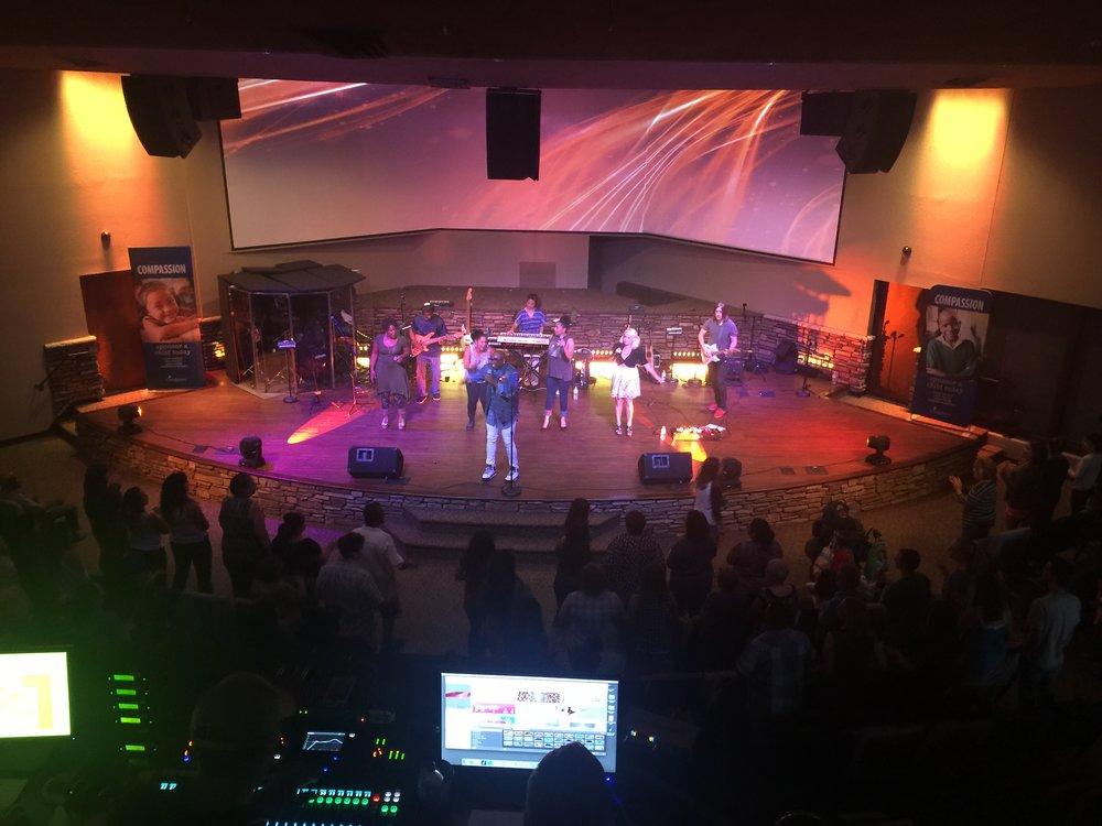 Pueblo Christian Center Install.JPG