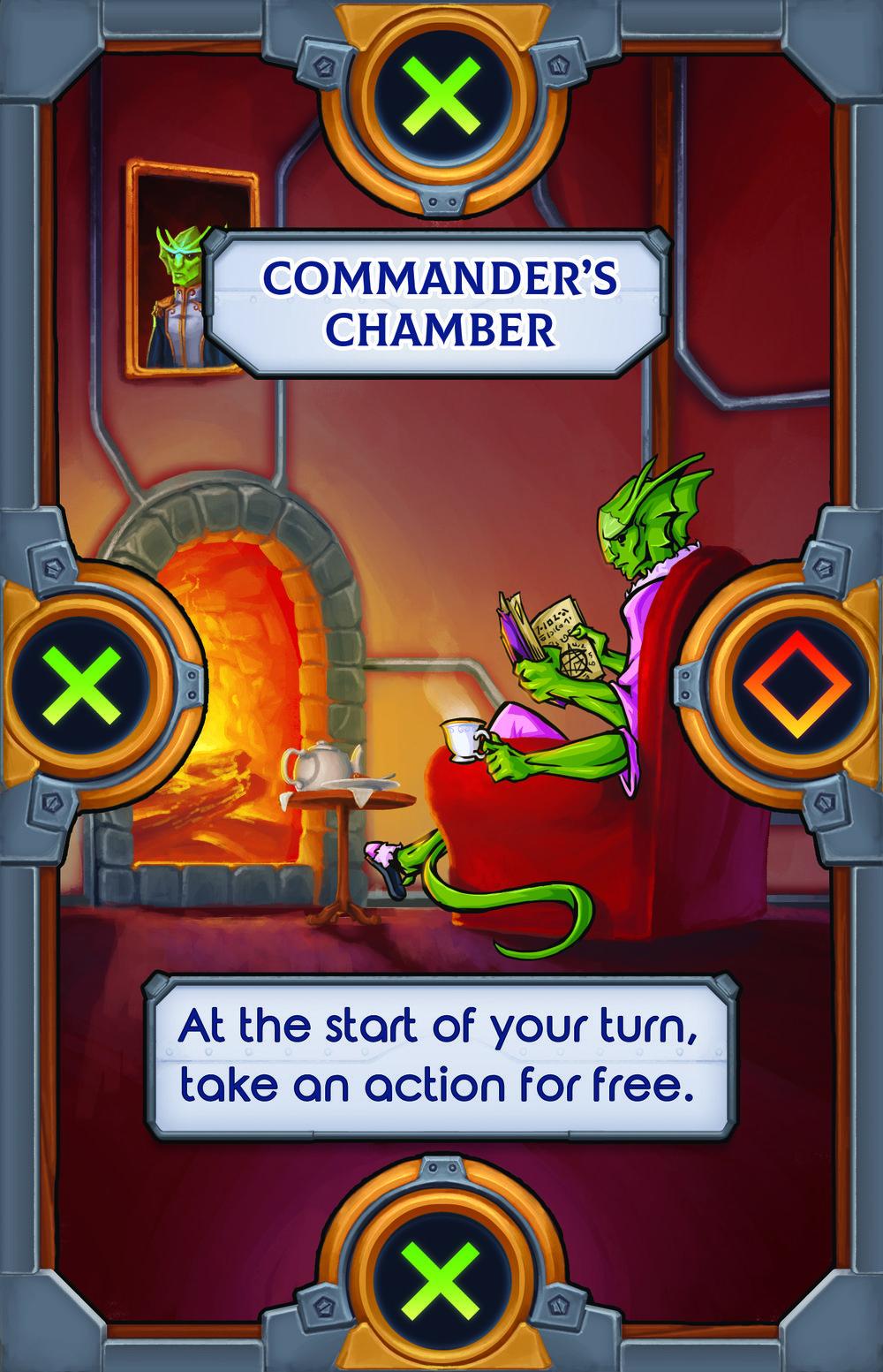 Commanders Chamber