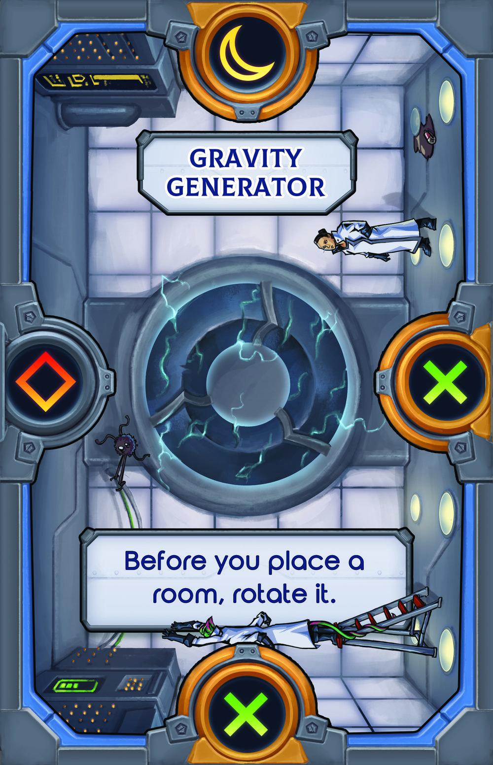 Gravity Generator