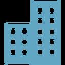 Block of flats_#61a7c3_128px.png