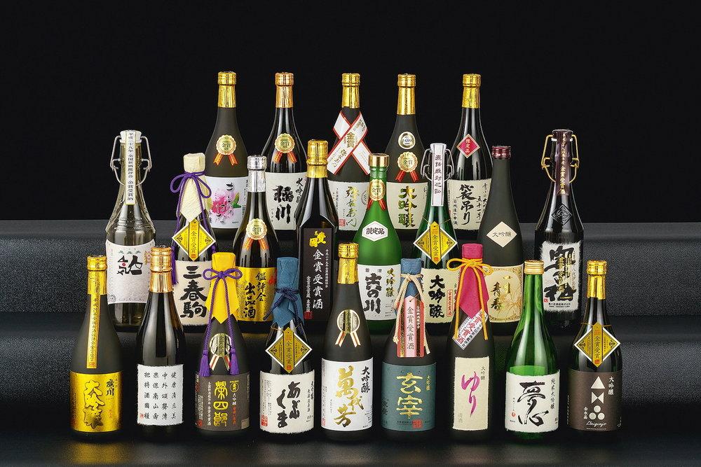 圖片來源自 Sake International Association