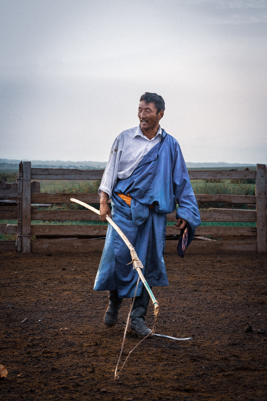 Portrait, Mongolie