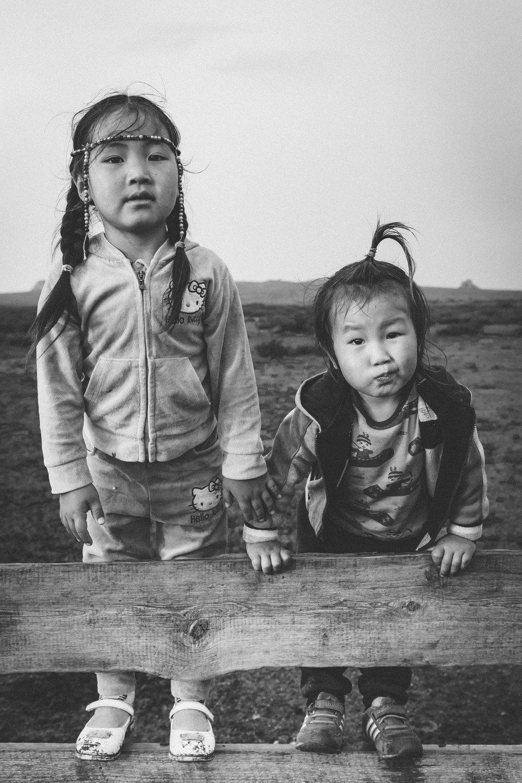Portraits, Mongolie
