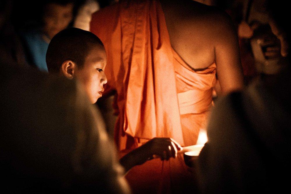 light, Thailand