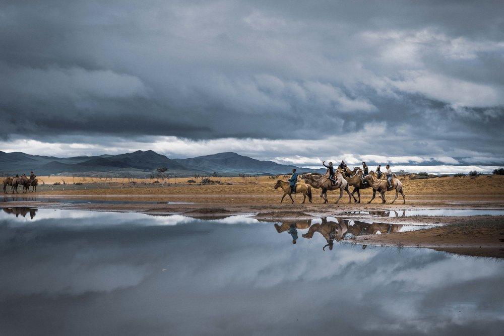 Storm, Mongolie