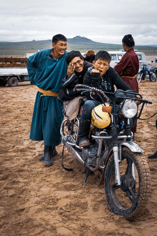 bad boys, Mongolie