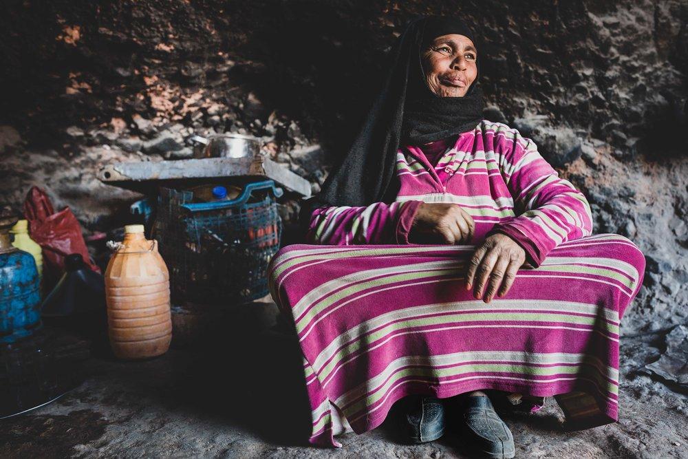 Fatima, Maroc