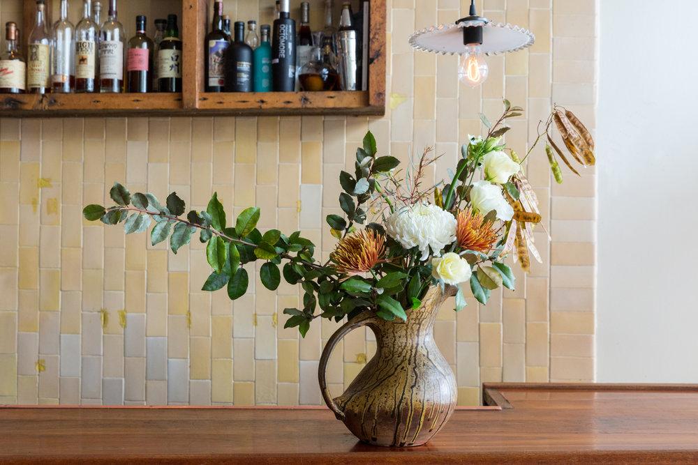 pitcher arrangement pizzaiolo on bar.jpg