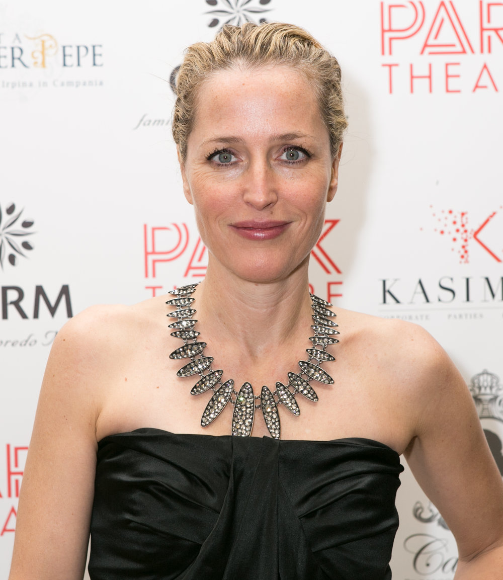 Gillian Anderson @ Park Theatre Gala - cDarren Bell.jpg