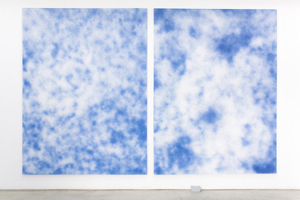 Clouds I & Clouds II