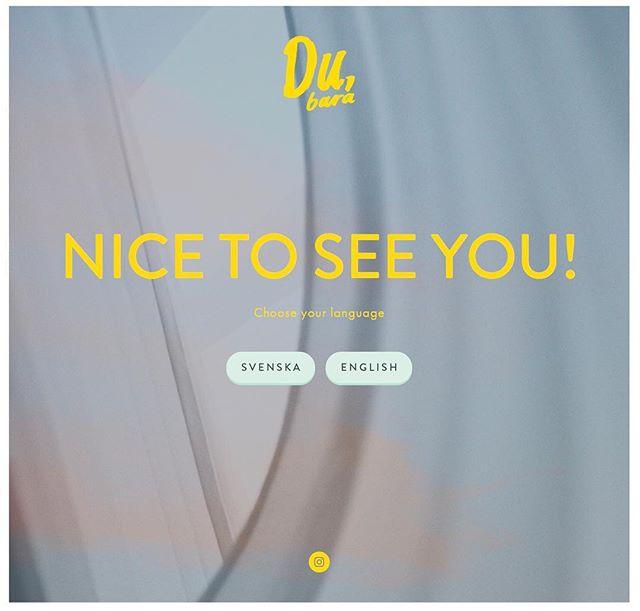 Nu är vår nya hemsida äntligen uppe! 🙌🌈 kolla in vad ni tycker och om ni ändå är där och kollar får ni gärna donera 😘 dubarafilmen.se