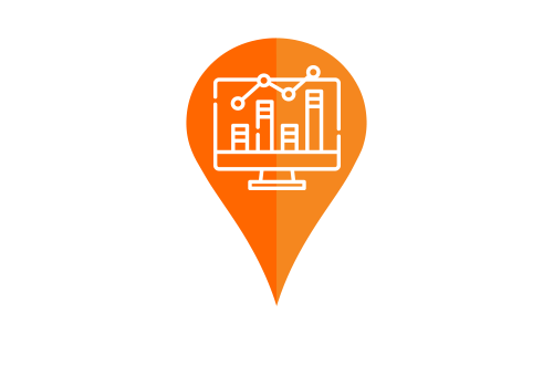Monitor your performance - See trends across your entire company or on a single location.With PinMeTo's insights you can see detailed statistics about your online presence. Select from a company wide summary of activity down to the performance of a single location, or see which of your locations are your top performers.