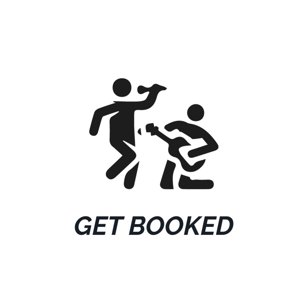 """Get more bookings and grow your fanbase by getting listed on our """"  BOOK TALENT"""" PAGE   and joining our   """"MUSIC ARTIST"""" NEWSLETTER.   You just might get featured too!"""