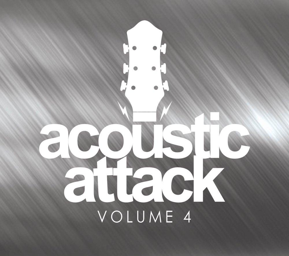 Acoustic Attack Compilation Volume 4 Album Artwork Metal Texture .jpg