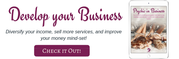 The Psychic in Business E-Book by Intuitive in Business - Lisa Boswell.png