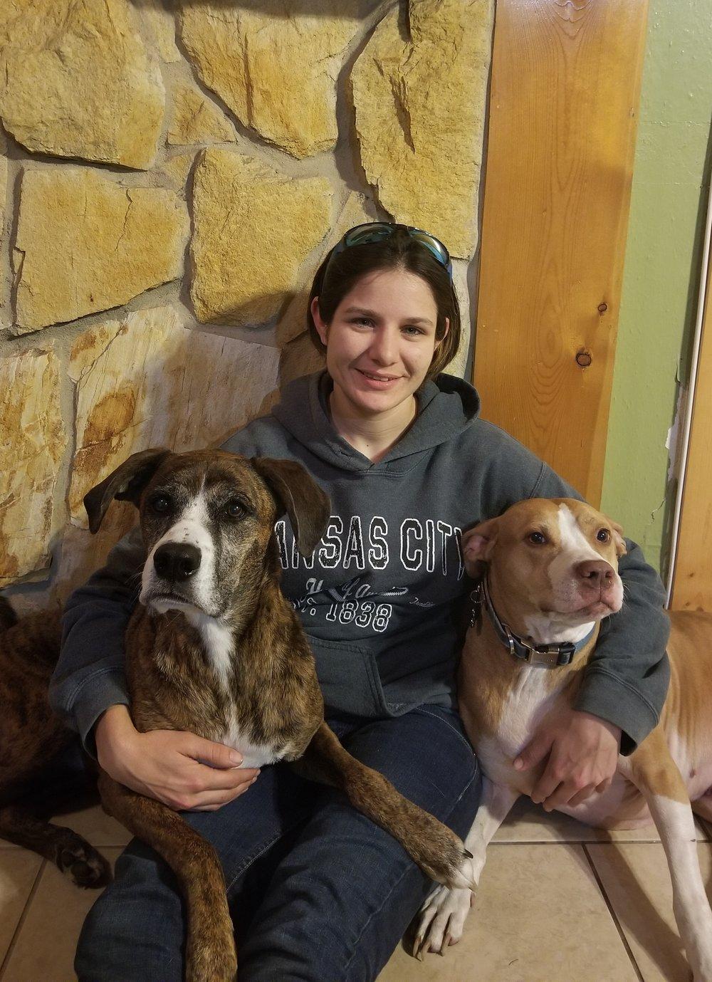 Former Vet Tech, Dog Walker, Pet Sitter