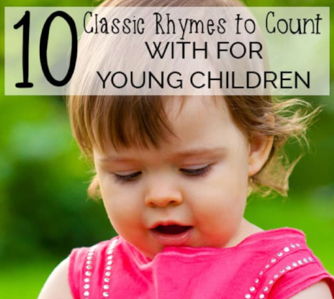 Solution  : Practice and sing songs MORE often than their peers and it will help them enormously. It may feel very annoying but at least they will start school feeling confident. Try :   https://rainydaymum.co.uk/10-rhymes-to-count-with/