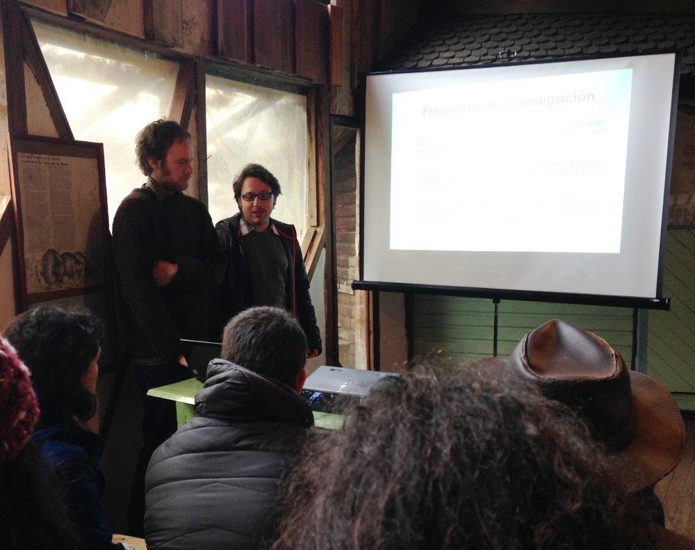 Community workshop on conservation