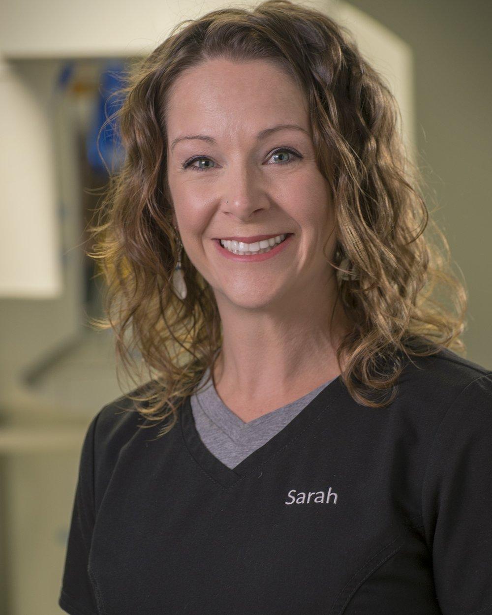 Sarah -