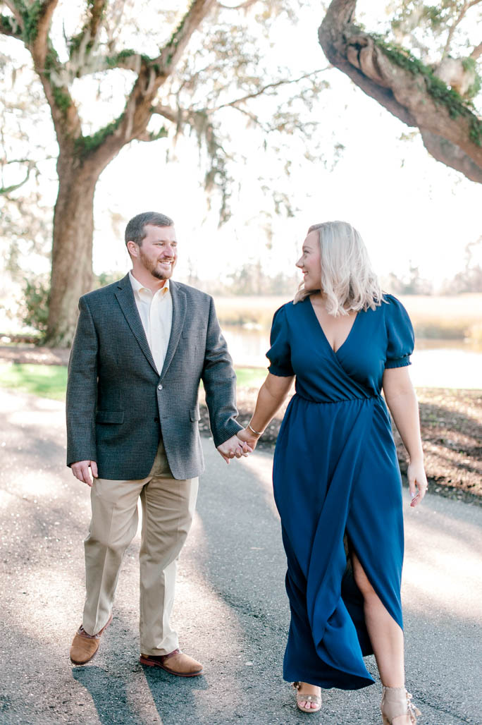 Caledonia Golf & Fish Club, SC Engagement by Hosanna Wilmot Photography Small -13.jpg
