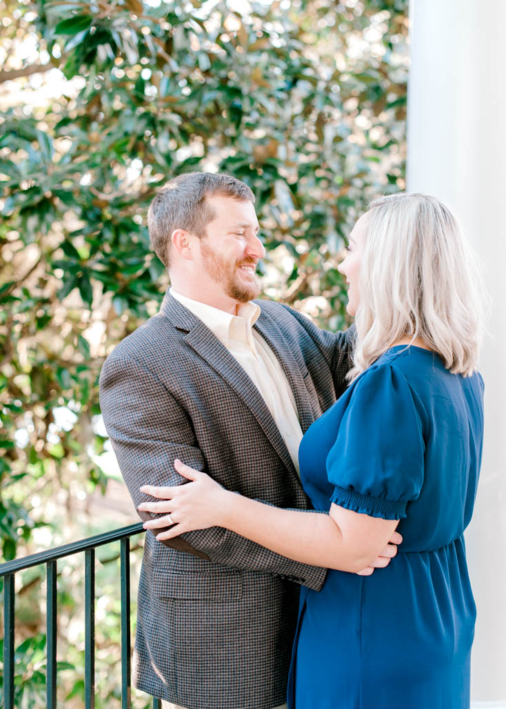 Caledonia Golf & Fish Club, SC Engagement by Hosanna Wilmot Photography Small -68.jpg