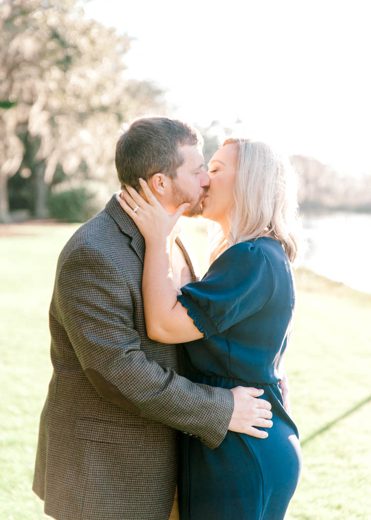 Caledonia Golf & Fish Club, SC Engagement by Hosanna Wilmot Photography Small -85.jpg
