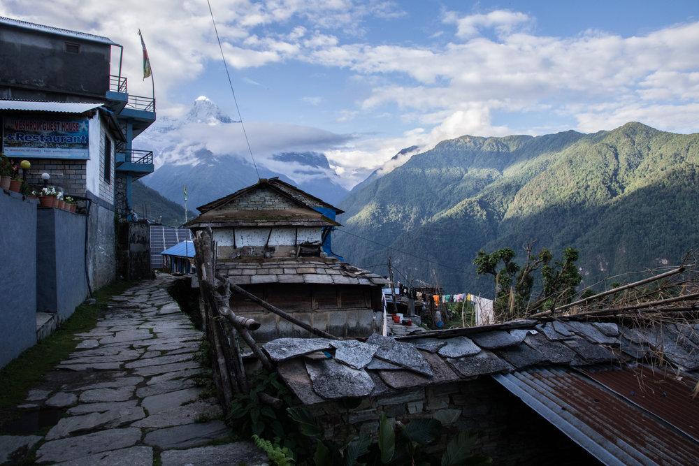 Nepal - Quelques part dans les montagnes - 2016