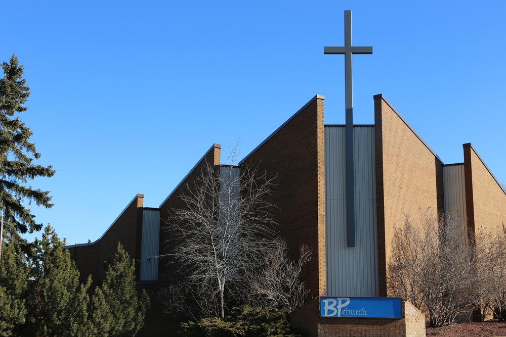 BP Church Main Campus (1981)