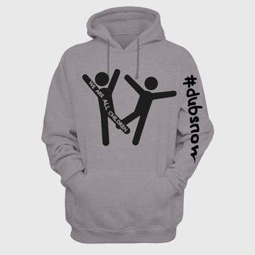 Children's Hoody £22  in aid of Calais Action