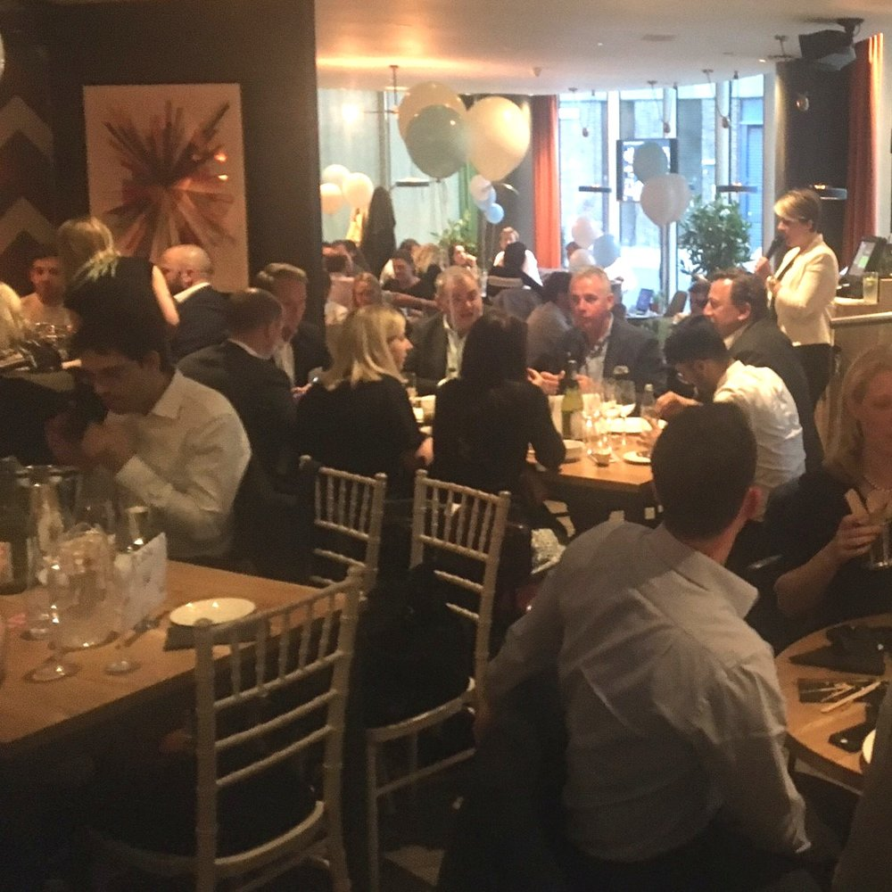 investigo's quiz night & raffle - Raised £24,000