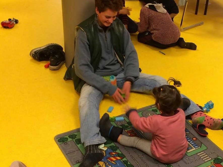 Dunkirk, francE - Project Play provided imaginative play and activity sessions to 70 refugee children across four locations in northern France thanks to our funding fuel and travel costs for the volunteers to cover the 735kms every week for a month.