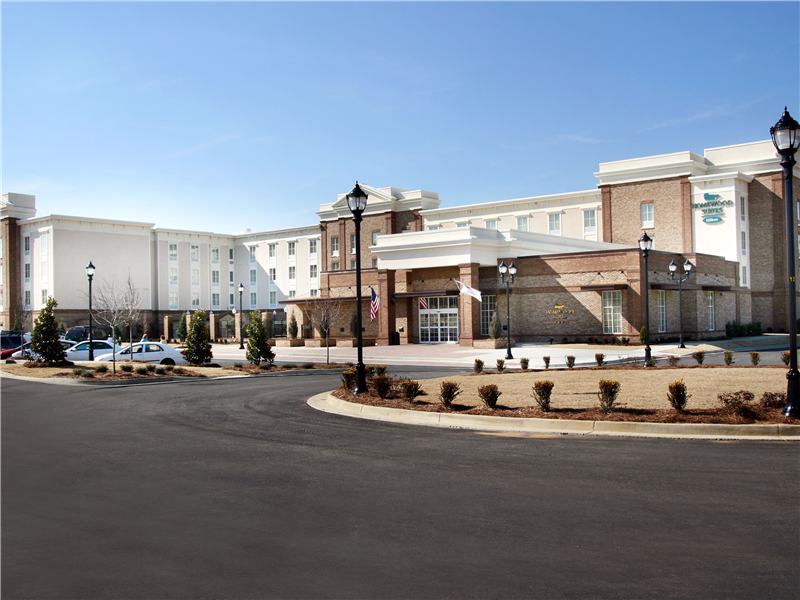 Homewood Suites by Hilton    Click to reserve.