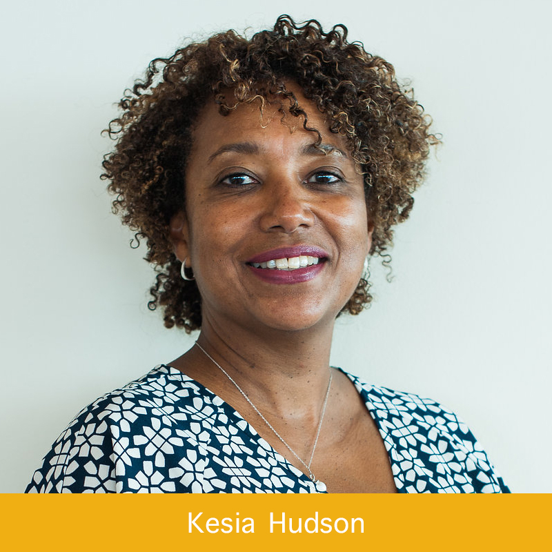 Kesia Hudson | Executive Co-Director, Zahn Innovation Center   Kesia Hudson plays an integral role in Silicon Alley's emerging startup scene. After developing innovative solutions for large corporations, she started her own entrepreneurial endeavors in the fields of fashion, consulting, and event planning. Today, she co-manages the Zahn Innovation Center with a specific focus on the Standard Chartered Women's Technology Incubator. There, she inspires young women at The City College of New York to unlock their entrepreneurial potential and turn their visions into sustainable business ventures.  Ms. Hudson received her BBA degree in Computer and Information Systems Analysis from Baruch College and her MBA in Entrepreneurship from The University of Texas at Austin. She is a Consortium for Graduate Study in Management Fellow.