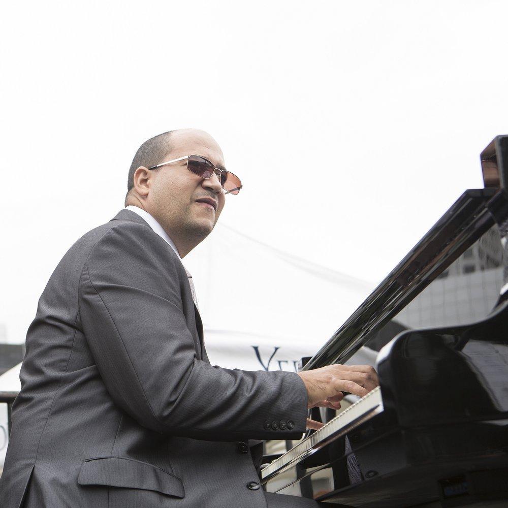 Marcos Crego - Piano