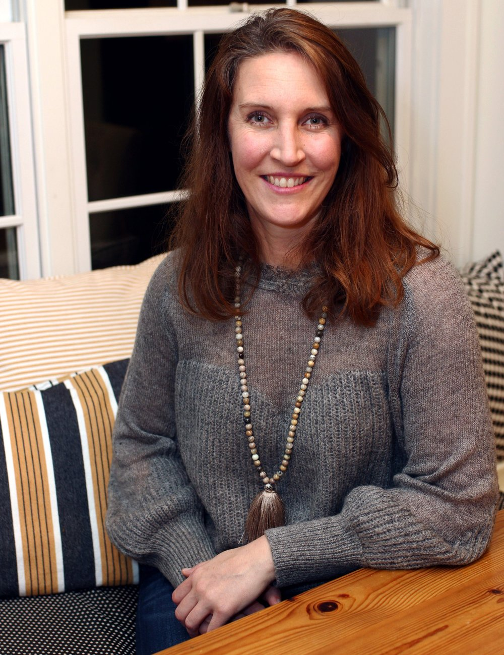 Kelly Patrick - Kelly's love of yoga and community is what drives her. She enjoys working with adults and seniors, helping them to find their drive. Combining her love of yoga and her experience as an occupational therapist, Kelly provides a holistic approach to her clients.