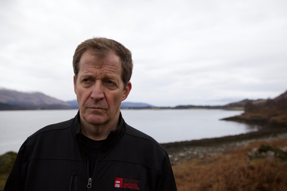 BBC Two Documentary - In an intensely personal and often surprising film for BBC Two, Depression And Me, Alastair Campbell explores if radical new treatments can stop his depression. it will be aired later on in 2019.
