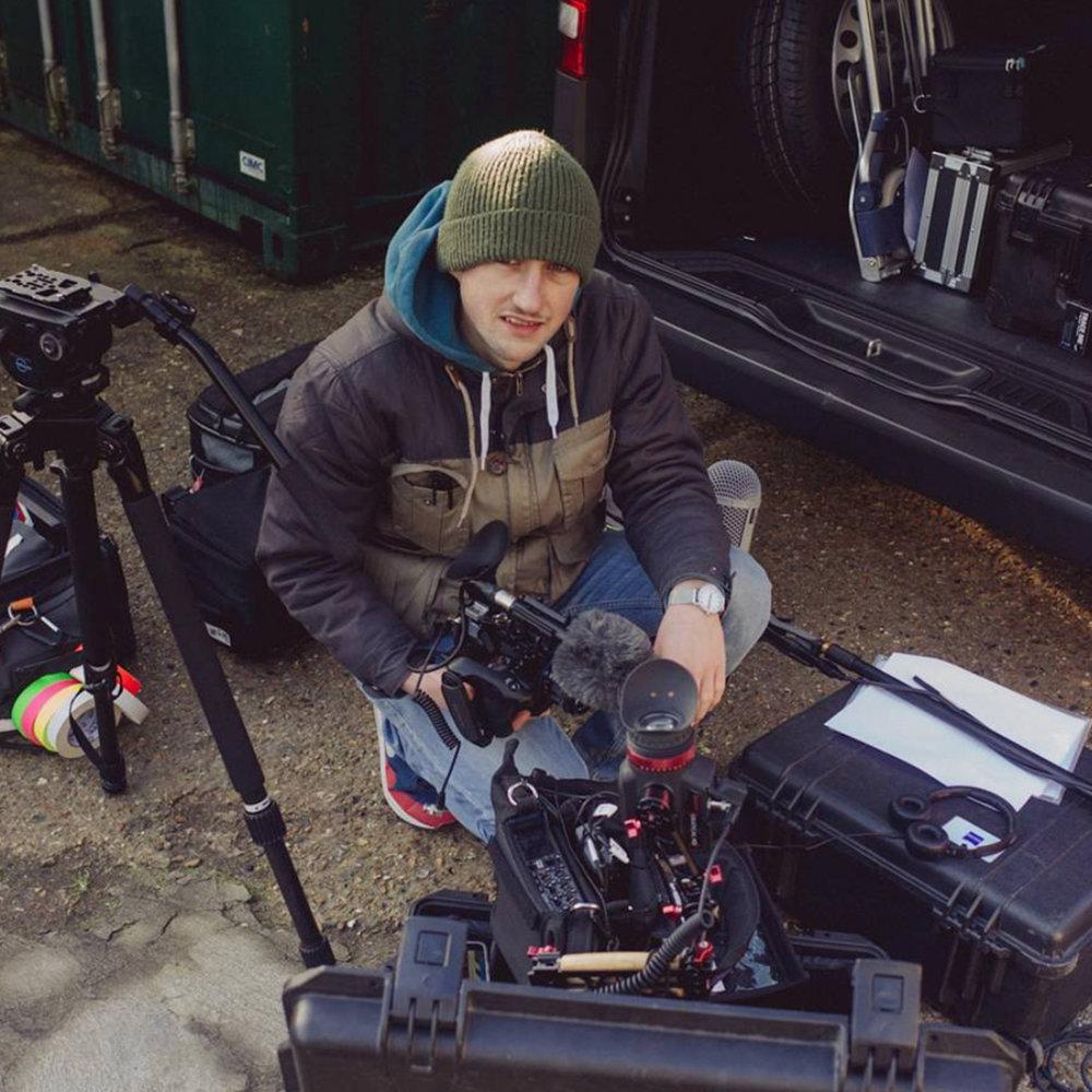 JACOB CREES-COCKAYNE - DIRECTOR OF PHOTOGRAPHY