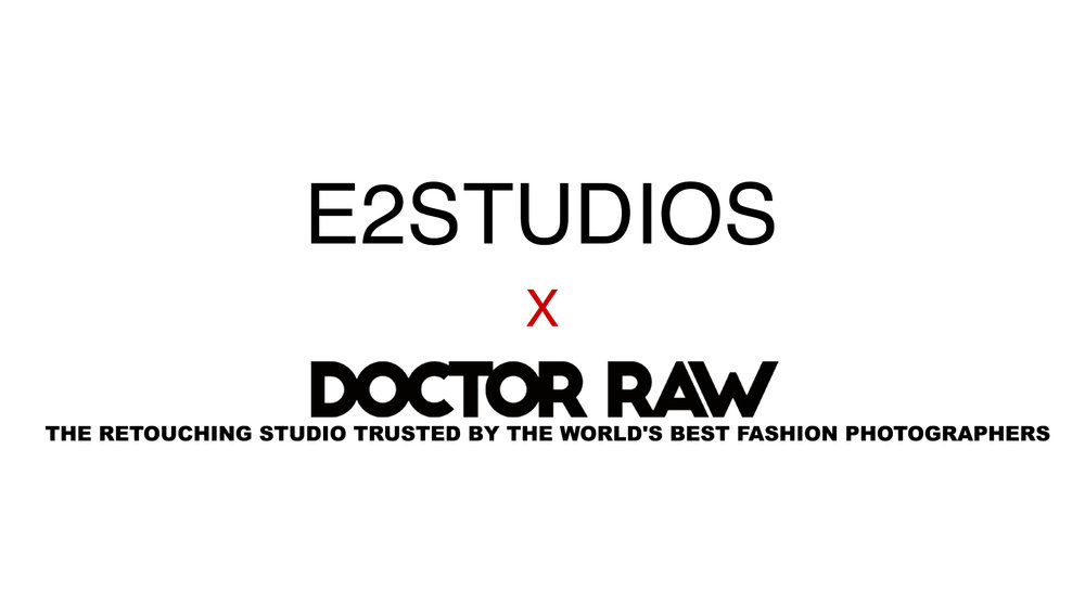 E2 Studios are offering retouching services in collaboration with one of the world's leading retouching studios, trusted by the best fashion photographers. -