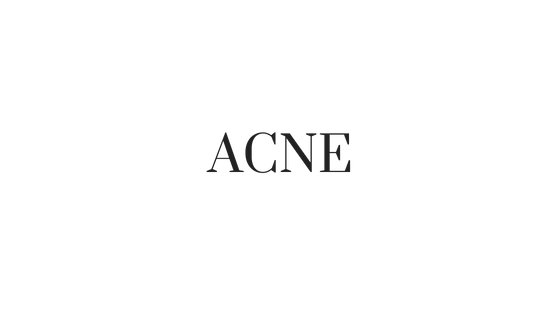 Acne (acne vulgaris) - a Naturopathic Doctor's personal experience.