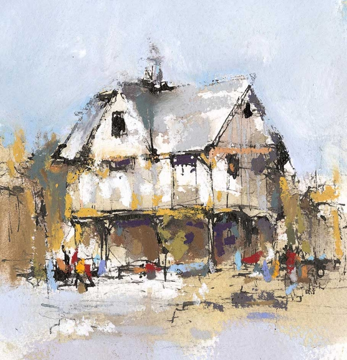 Old Grammar School, Market Harborough